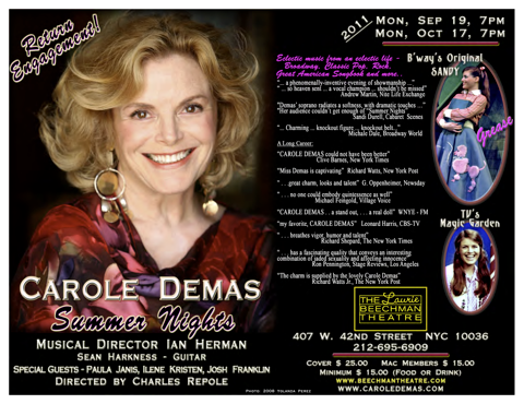 CMD Beechman RETURN Flyer 3a